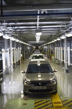 Renault lidera el mercado en Argelia con una cuota del 27%