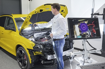 Audi has been using the IC.IDO system from ESI at its plants in Ingolstadt and Neckarsulm since 2009