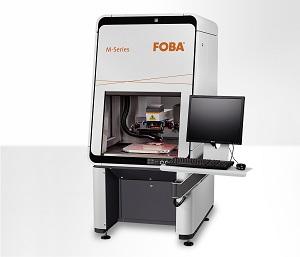 FOBA Y-Series fibre laser