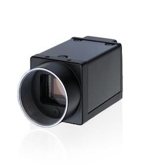 GS CMOS camera range
