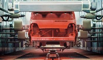 Luton es la última planta de furgones que queda en Reino Unido, produce el modelo Vivaro