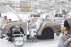 Bentley Motors