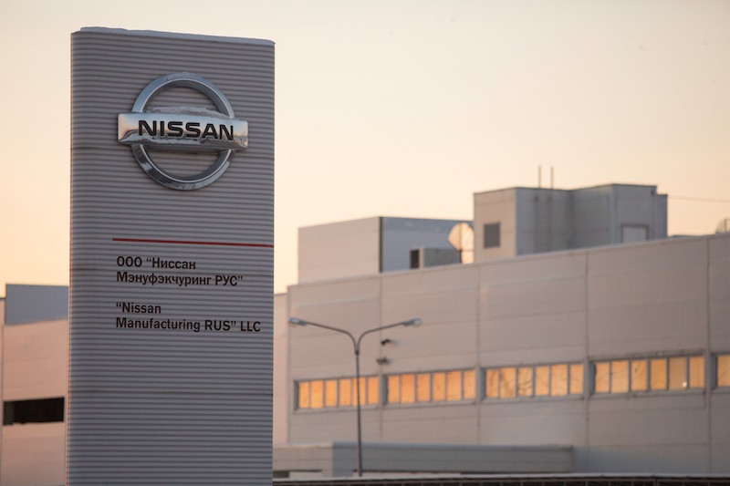 Nissan San Petersburgo