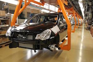Nissan B0, Togliatti