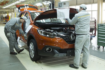 In building the Kadjar at Wuhan, Renault is confident that the fast-growing Chinese SUV market will remain buoyant.