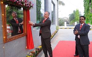 Balzers Inauguration India