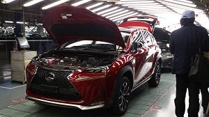 Toyota's Miyata plant