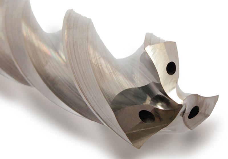 WTX Feed drills from WNT three cutting edges
