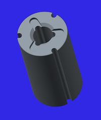 Water pump component