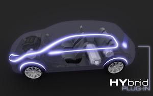 PSA hybrid