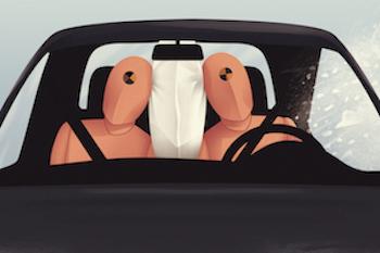 Centre airbag