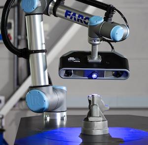 Faro Factory Robo-Imager Mobile