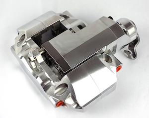 920 Engineering fully integrated park-brake caliper