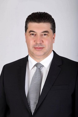 Kaher Kazem will lead GM's ambitious plans for India