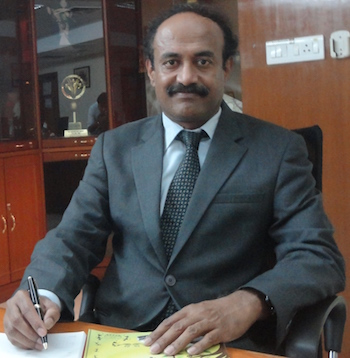 Mr Raju B Ketkale, Senior Vice President, Toyota Kirloskar Motor