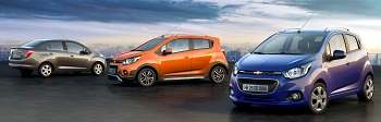 GM India will launch a number of new models over the next 2 years