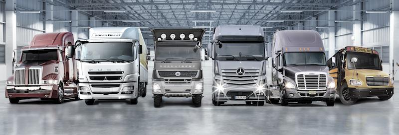 Daimler Trucks treibt Plattform Strategie weiter voran