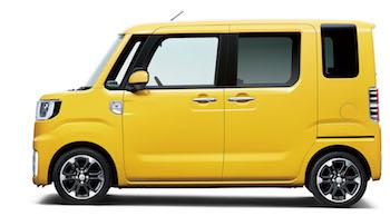 KEI-Minicar-sales-down-Toyota-Pixis-Mega