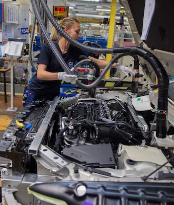 New Volvo V90 premium estate
