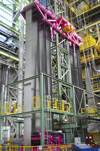 AM/NS Calvert is one of the most advanced steel finishing facilities in the world, helping ArcelorMittal meet OEM demands on strength and lightness
