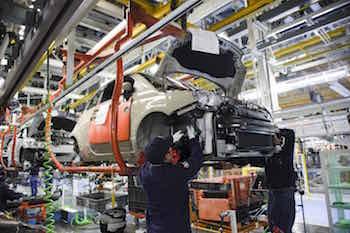Fiat 500, Toluca