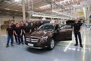 GLA, Mercedes-Benz Iracemápolis
