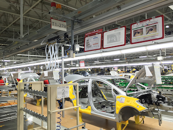 Kia Motors has long relied upon Conductix-Wampfler for mobile energy supply solutions