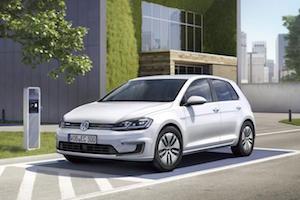 VW 2017 e-Golf
