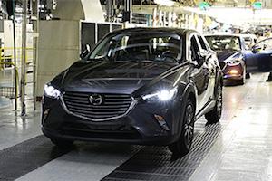 CX-3, Mazda Hofu