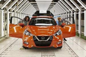 Nissan Micra, Renault Flins