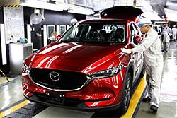 CX-5, Mazda Ujina