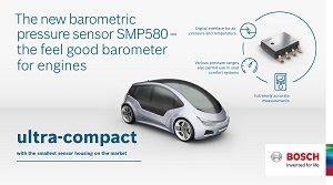 Bosch barometric pressure sensor