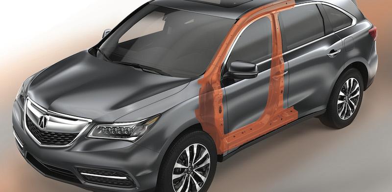 2014 Acura MDX Tech 2WD