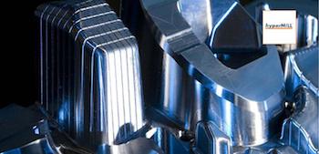 Open Mind rib machining at VW
