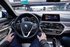 Autonomous vehicle, BMW