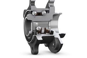 SKF inboard seal for hub bearing