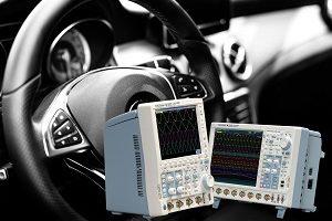 Yokogawa DLM4000 and DLM2000 oscilloscopes