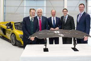 Composites Technology Centre, McLaren