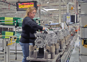 Last year, Ford announced a $1.4 billion investment in Livonia Transmission Plant to build an all-new 10-speed transmission