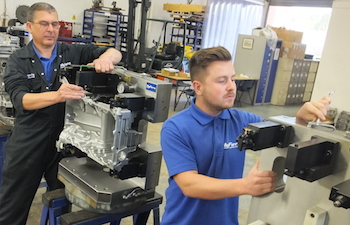 Hyfore has delivered 54 bespoke fixtures to the Amtek Group, which has a major aluminium die-casting foundry