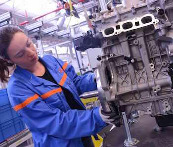 Las plantas europeas y sudamericanas de PSA son operaciones integradas verticalmente y producen sus principales fundidos