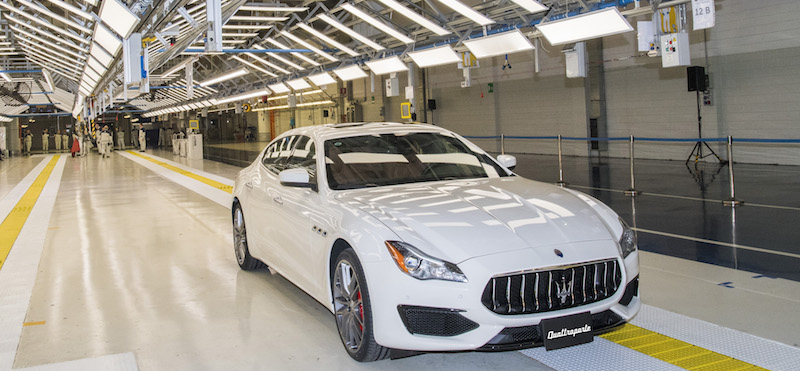 Maserati AGAP Grugliasco press image