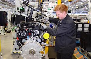 Petrol Ingenium, JLR EMC