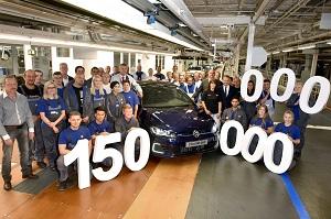 150m, VW Wolfsburg
