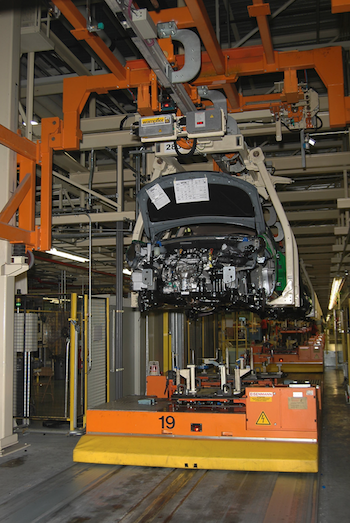 Hyundai's plant in Montgomery, US, implemented IPT from the body shop to the final assembly
