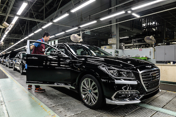 Inspection, Hyundai Ulsan