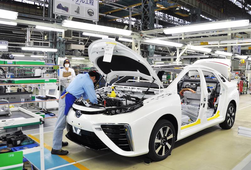 Mirai, Toyota Motomachi
