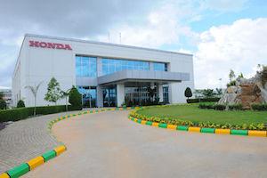 Honda Narsapura plant