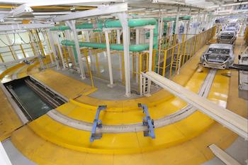 Water conveyor, Honda Prachinburi