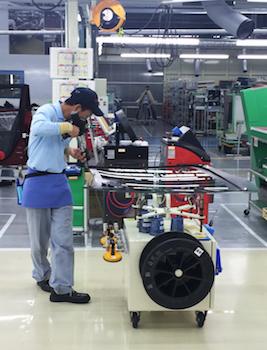 Parabrisas, Toyota Mirai